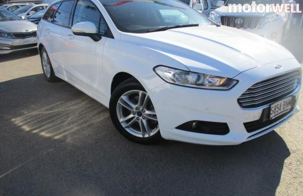 2016 Ford Mondeo 2016 Ambiente