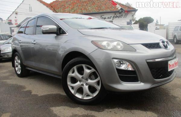 2011 Mazda CX-7 Luxury Sports