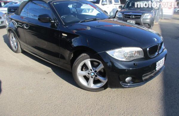 2012 BMW 120i Series 2012