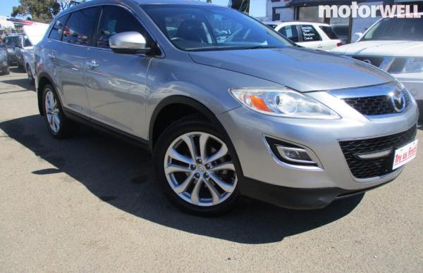 2012 Mazda CX-9 Luxury AWD 7 Seater 2012