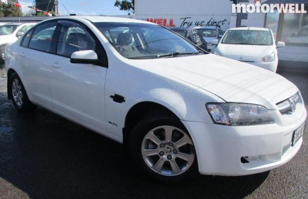 2009 Holden VE Omega Factory Dual Fuel