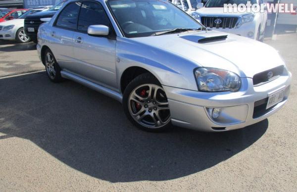 2005 Subaru WRX S Auto