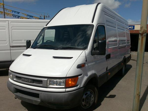 2003 Iveco Daily 50C15 Refrigerated