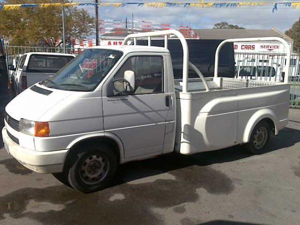 1996 Volkswagen Transporter Razorback Ute