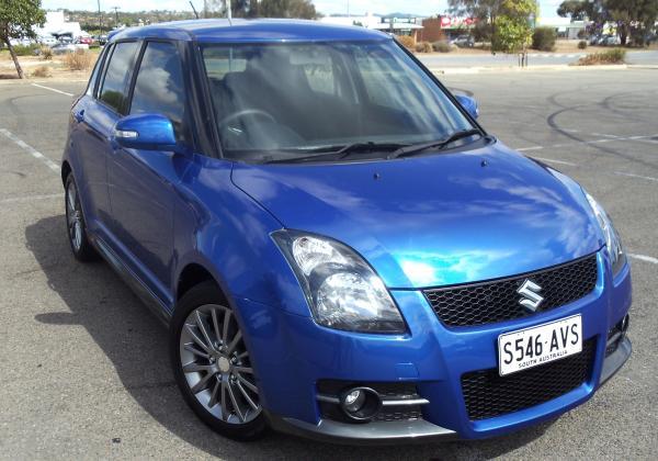 2010 Suzuki Suzuki Swift Sport Hatchback