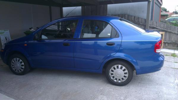 2003 Daewoo kalos T200