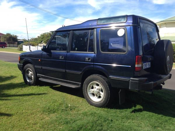 1999 Land Rover Discovery V8