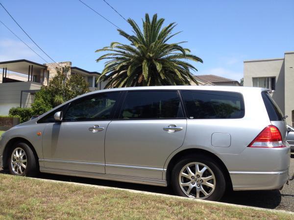 2004 Honda Odyssey Luxury
