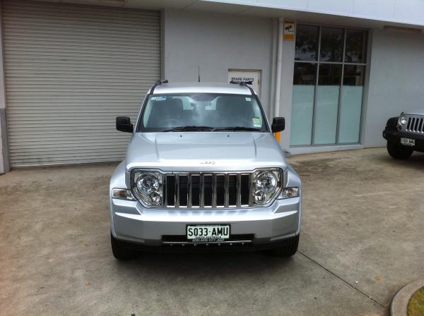 2011 Jeep Cherokee KK limited