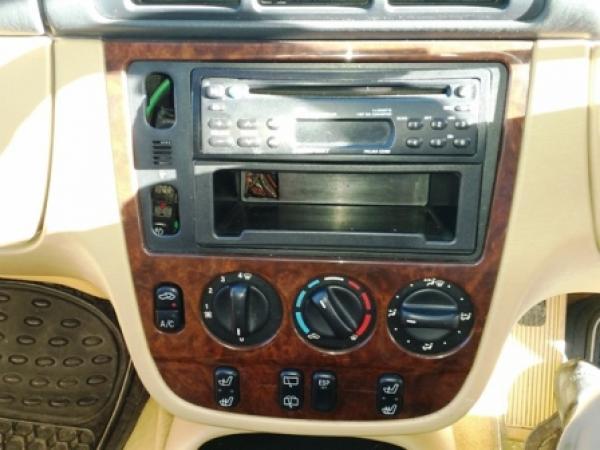 1999 Mercedes-Benz ML 430 Luxury W163