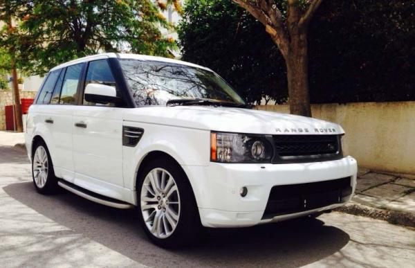 2012 Land Rover Range Rover Sports HSE