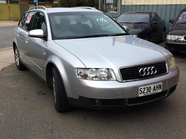 2002 Audi A4 Avant 2.0