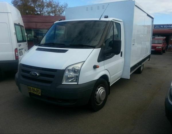 2009 Ford transit VM Cab-Chassis