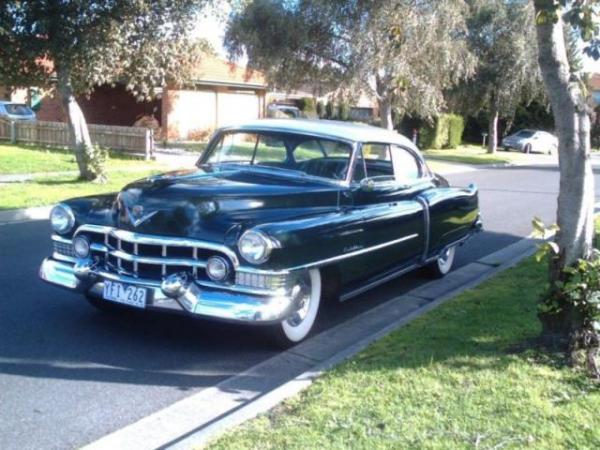1951 Cadillac Deville 5.4