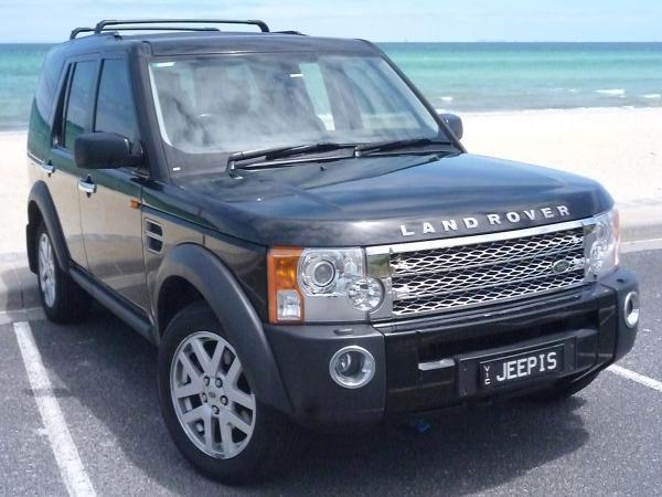 2007 Land Rover SE3