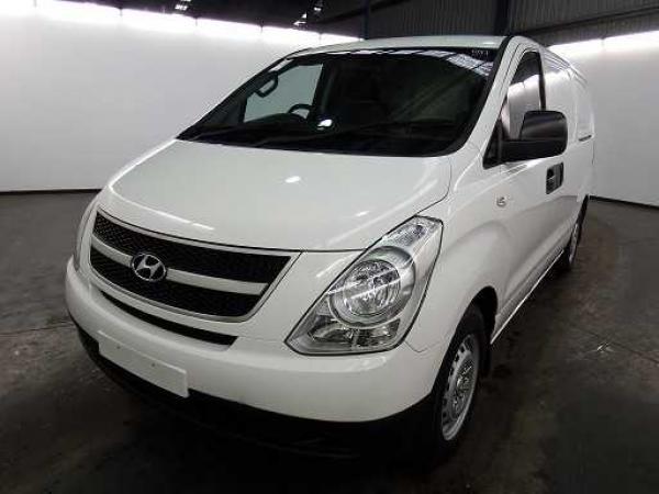 2012 Hyundai iLOAD Refrigerated Van