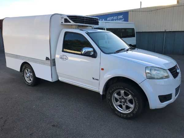 2011 Great Wall V240 Refrigerated Ute 4x2